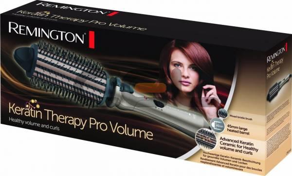 avis brosse chauffante remington cb65a45 keratin therapy