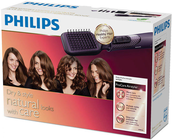meilleure brosse soufflante philips hp8656-00 pro care air styler