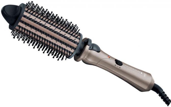 test avis brosse chauffante remington cb65a45 keratin therapy