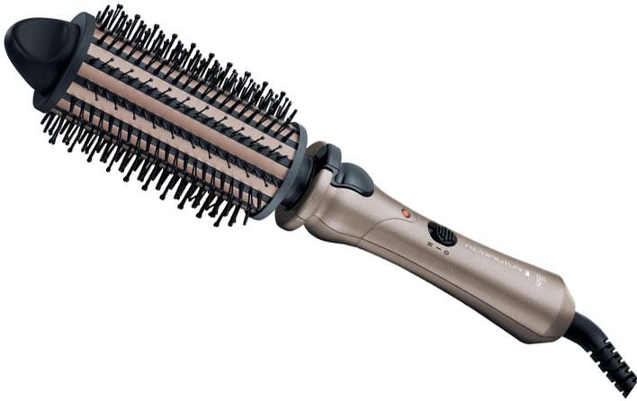 brosse chauffante professionnel titanium