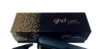 fer à lisser styler ghd gold max