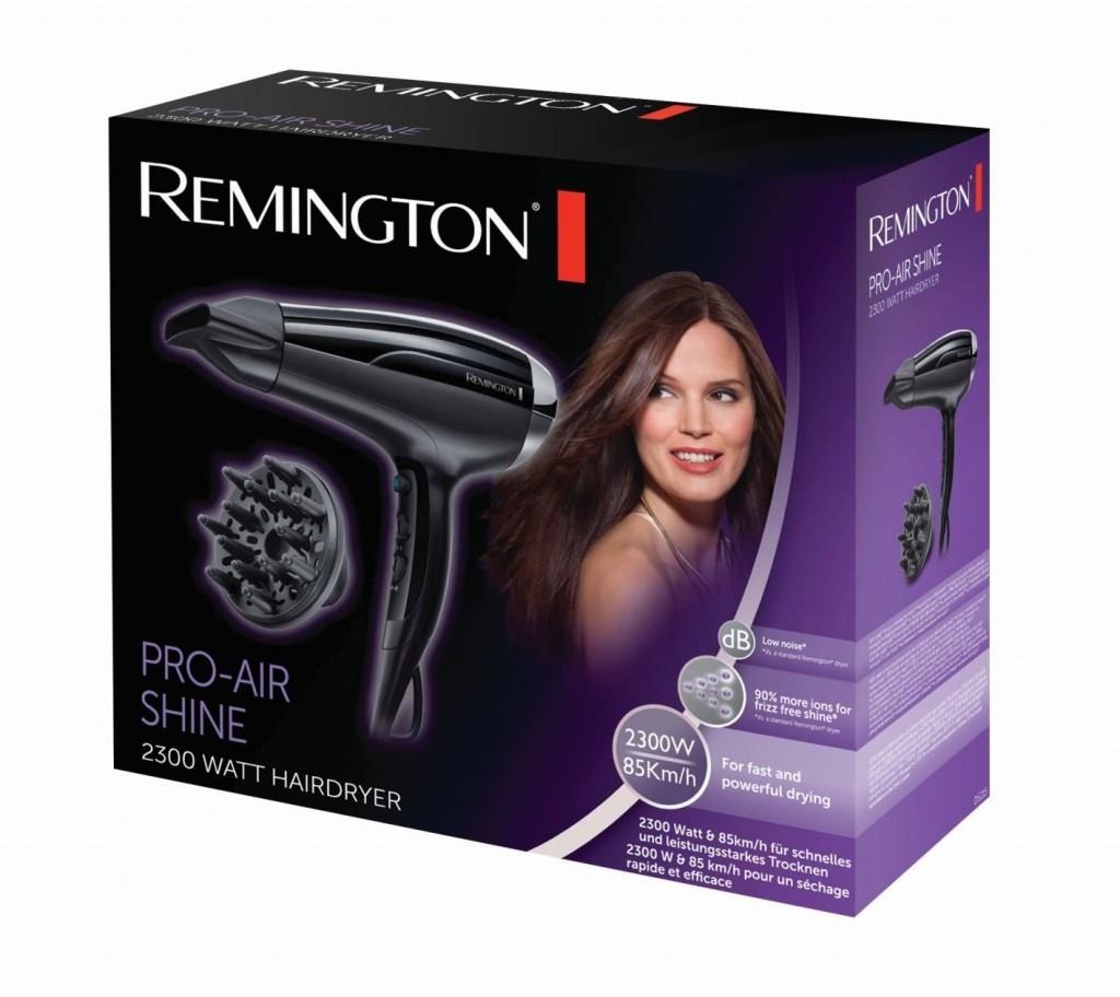 test avis sèche-cheveux Remington D2011DS