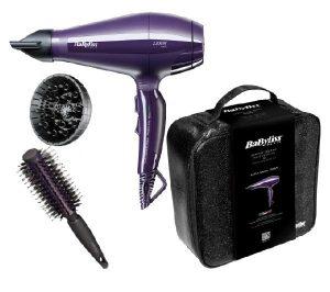 babyliss 6611vie coffret sèche cheveux professionnel ac 2200w