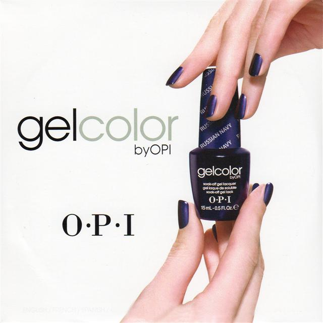 gel uv opi gelcolor