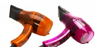 sèche-cheveux pro velecta paramount tgr3600 test