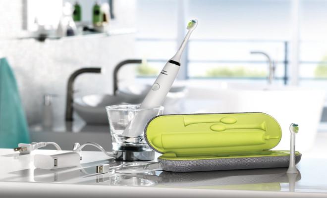 avis test brosse à dents électrique Philips HX9332/04 diamondclean