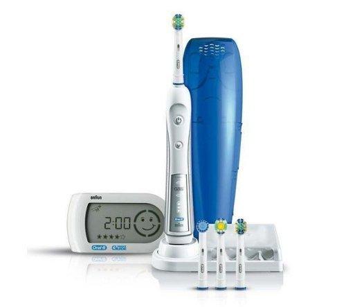 brosse à dents électrique oral-b triumph 5000 test avis