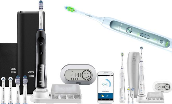 meilleure brosse à dents électrique