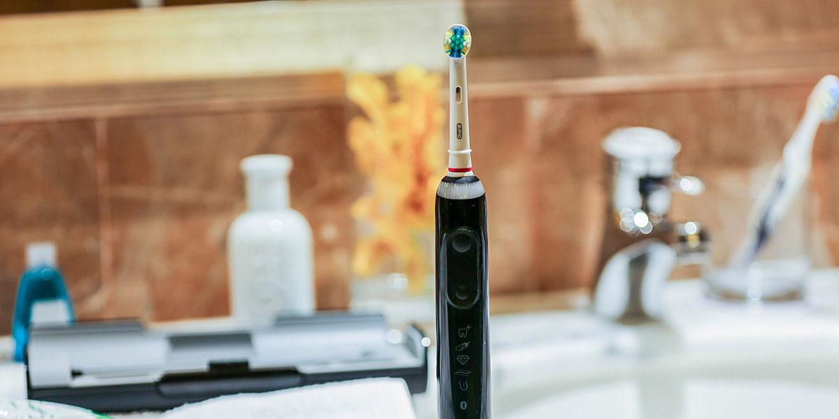 meilleure brosse a dent electrique comparatif