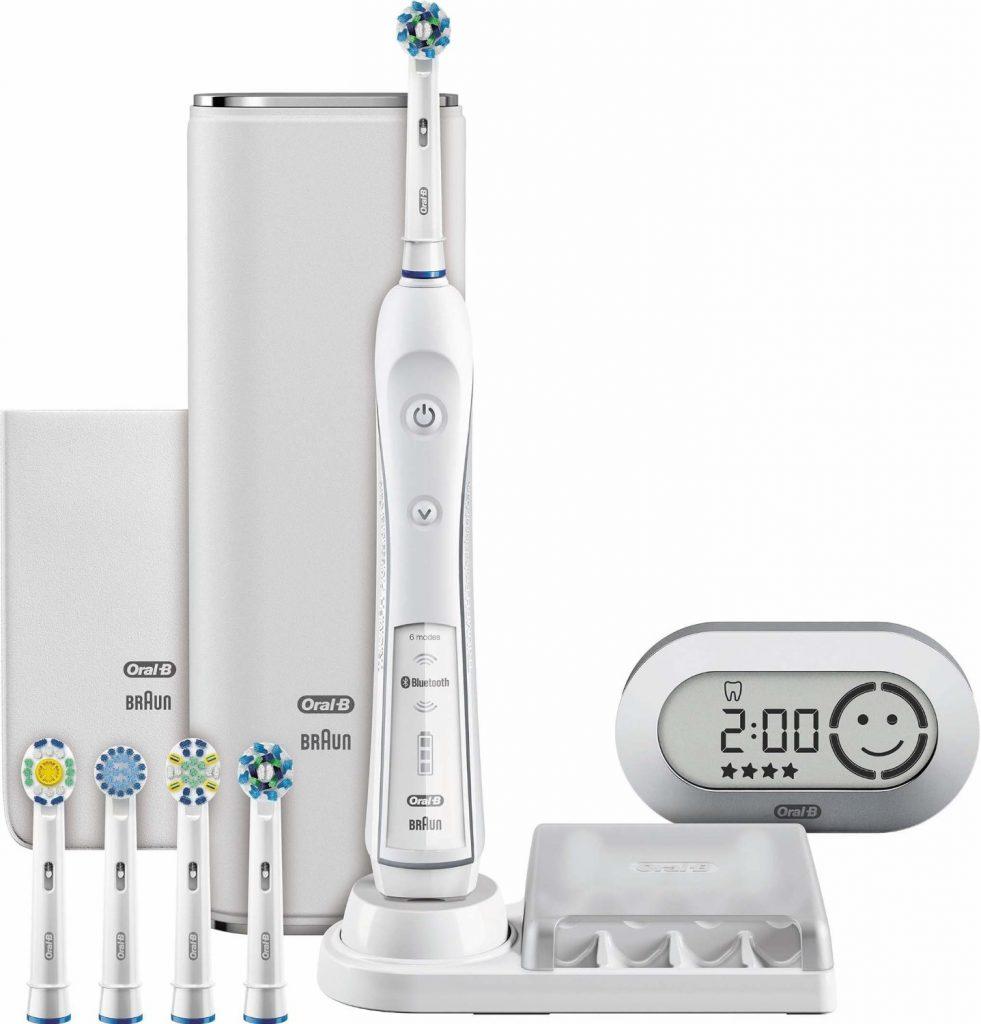 Brosse à dents électrique oral b pro 7000 avis