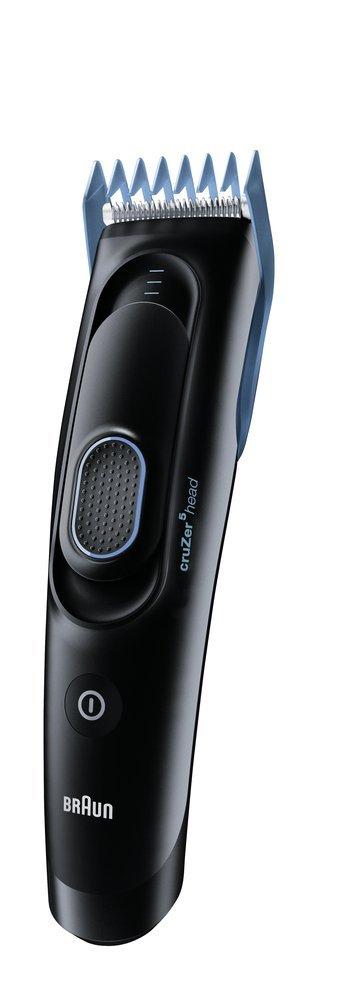 avis Tondeuse cheveux Braun Cruzer 5