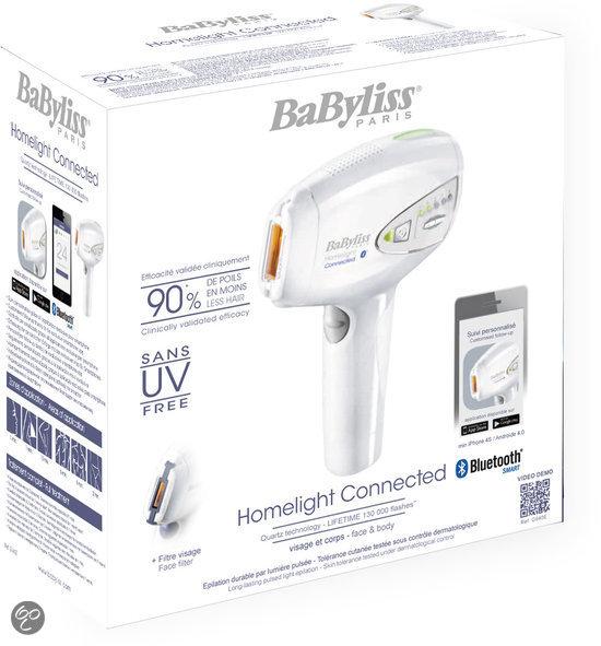 babyliss homelight g940e connecté test