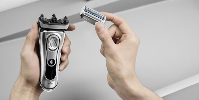 test rasoir electrique Braun Series 9 9090cc