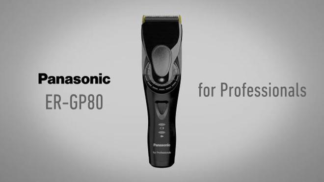 tondeuse cheveux pro panasonic er-gp80