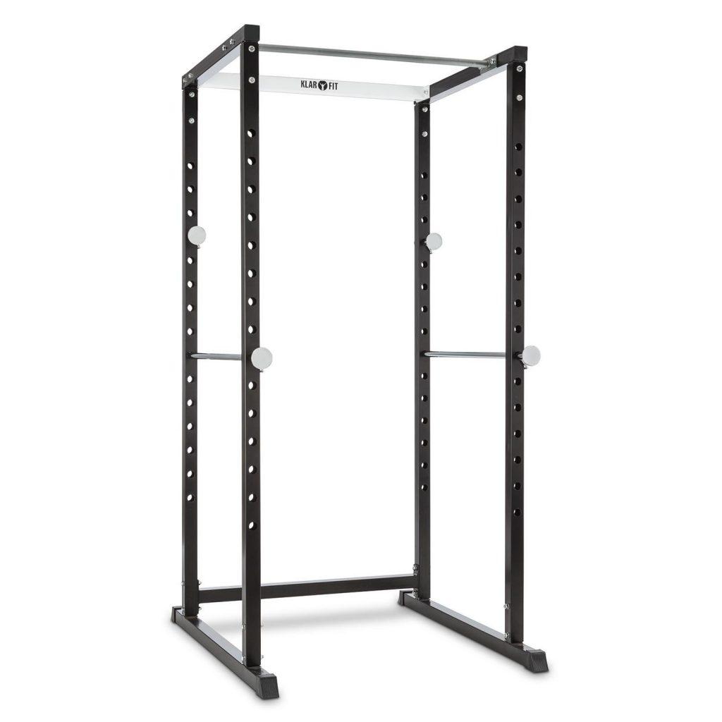 cage à squat klarfit-pr1000
