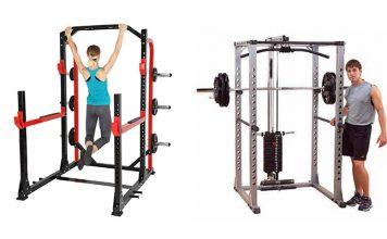 meilleure cage a squat comparatif