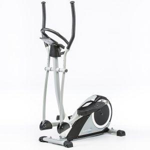 skandika Ares - Vélo elliptique - 6 programmes - 24 niveaux de résistance