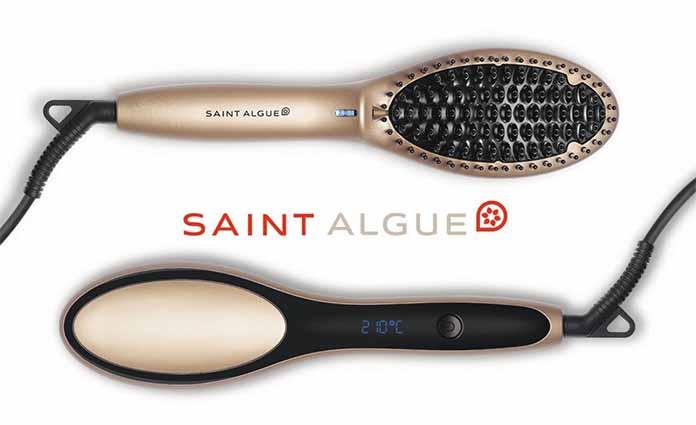 Brosse Lissante Saint Algue Demeliss Pro : Test et Avis