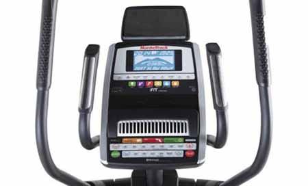 Vélo elliptique NordicTrack E 5.0 prix