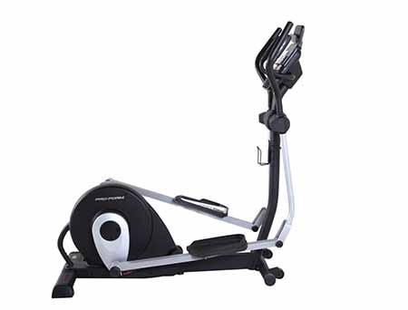 Vélo elliptique Proform 450LE test