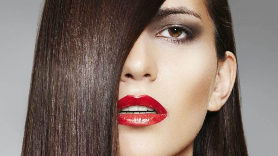 entretenir le lissage des cheveux