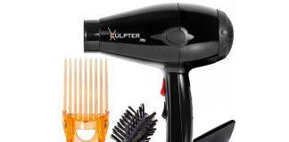sèche cheveux xculpter xity