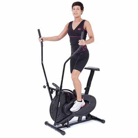 vélo elliptique Ultrasport X-Trainer 250 prix
