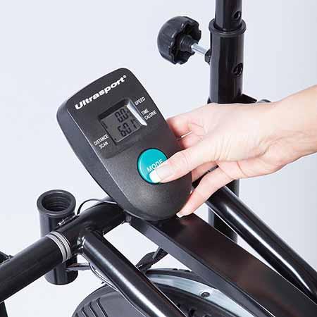 vélo elliptique Ultrasport X-Trainer 250 test