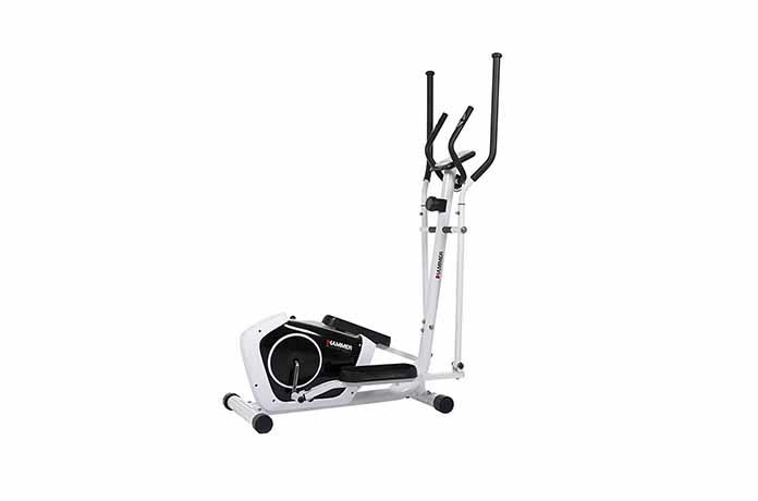 vélo elliptique Hammer Ellyptech CT3