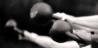 exercice kettlebell
