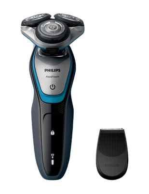 rasoir electrique Philips Aquatouch S5400-06