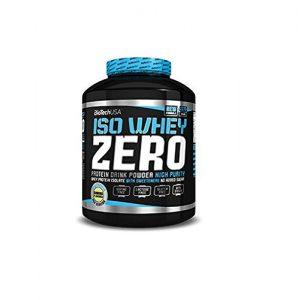 BiotechUSA Iso Whey Zero Lactose