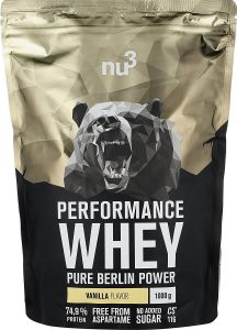 Nu3 Whey Protéines Performance