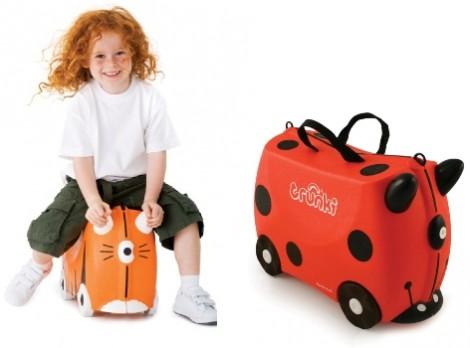 acheter valise trunki