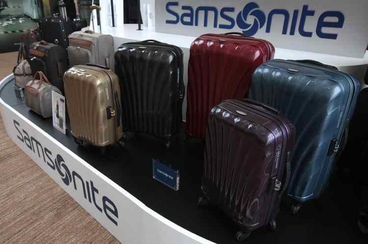 choisir valise samsonite
