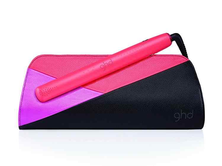 lisseur GHD Pink Blush Styler avis