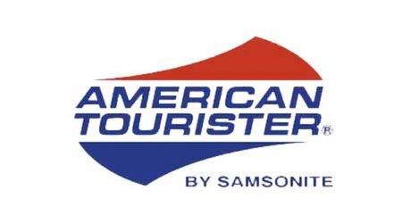 logo valise american tourister