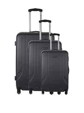 set de 3 valises Platinium Canoa