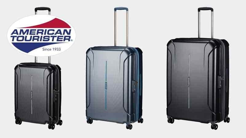 valise american tourister avis