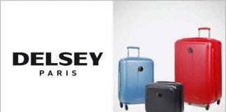 valise delsey comparatif