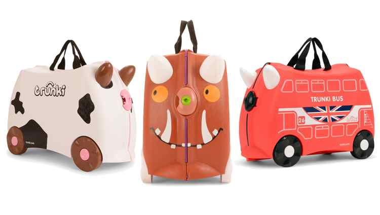 valise trunki comparatif