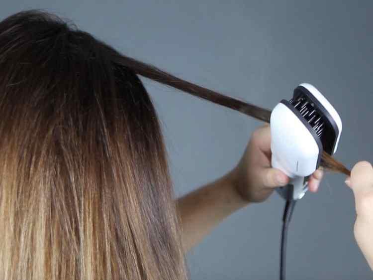 lisseur vapeur qui abime pas les cheveux