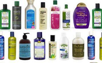 meilleur shampoing