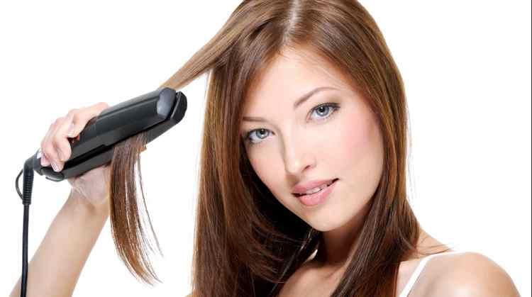 utiliser fer a lisser sans abimer cheveux