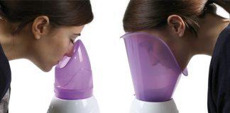 sauna facial avec inhalateur conseils