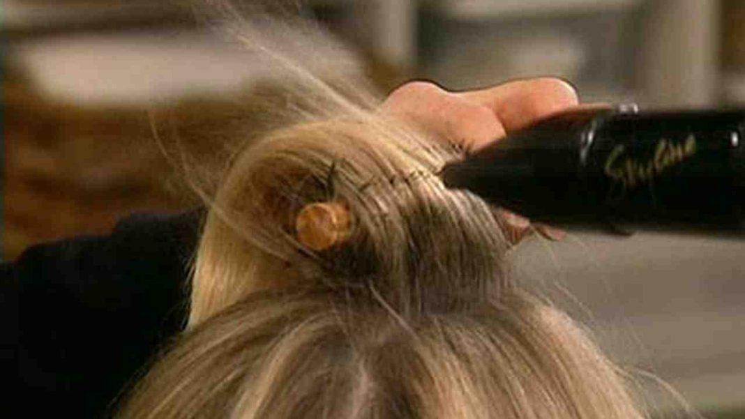 seche cheveux chute de cheveux