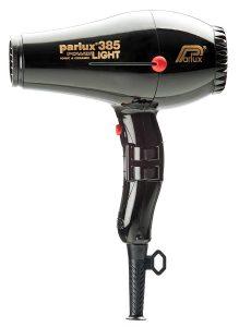 Parlux 385 power light comparatif