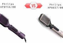 comparatif brosse soufflante philips 8656 ou 8657