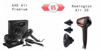 comparatif ghd premium remington air 3d