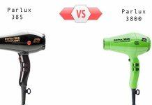 parlux 385 ou parlux 3800 comparatif